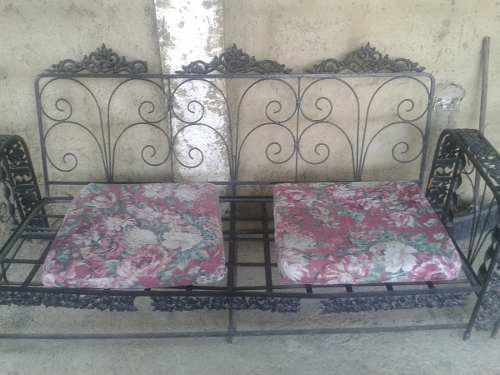Muebles mecedoras de jardin