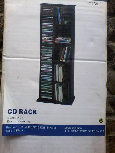 Torre organizador de cd----oferta