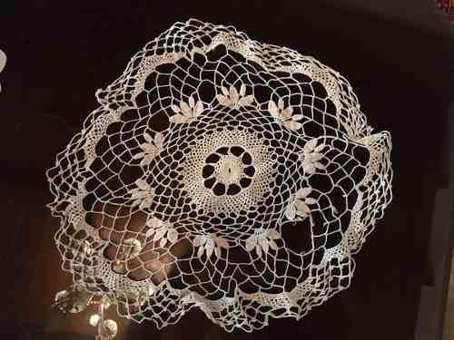 Tapete Tejido Crochet Mano Anuncios Octubre Clasf