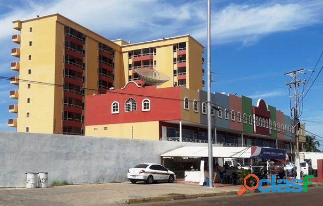 Vendo Apartamento Amoblado C.R Puerto Ensenada. Puerto La Cruz. 2 Hab