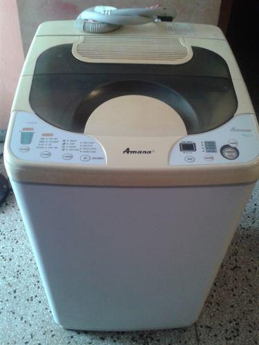 Lavadora automatica 5.5 kg marca amana