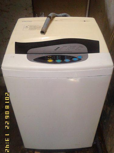 Lavadora electrolux 6.5 kilos