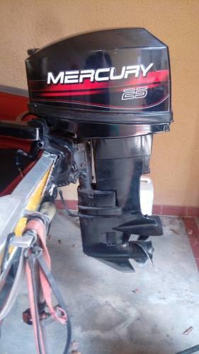 Mercury motor fuera de borda 25 hp