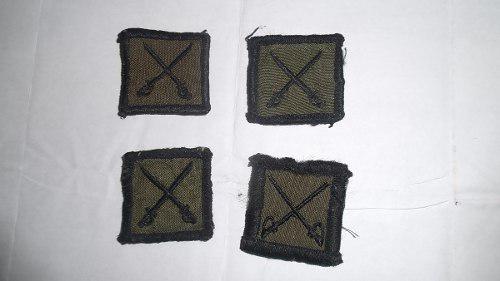 Remato dos pares de parchos de caballeria, usados, (leer)