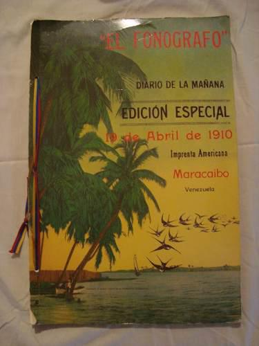 Revista El Fonografo De Maracaibo