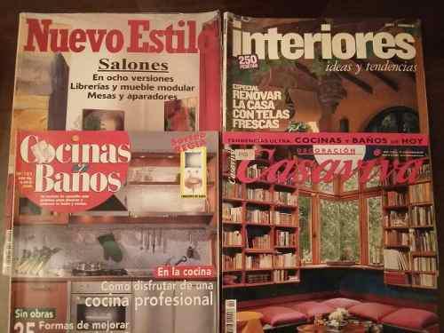 Revistas nuevo estilo-interior-cocinas y baños-casa viva. 4