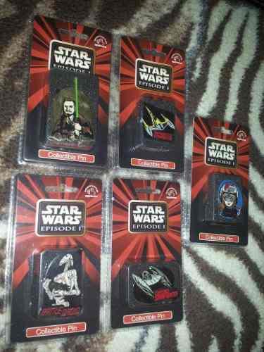 Star wars pin original lucasfilms aplause nuevos