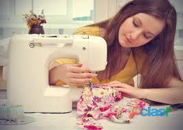Reparacion y mantenimiento de maquinas de coser