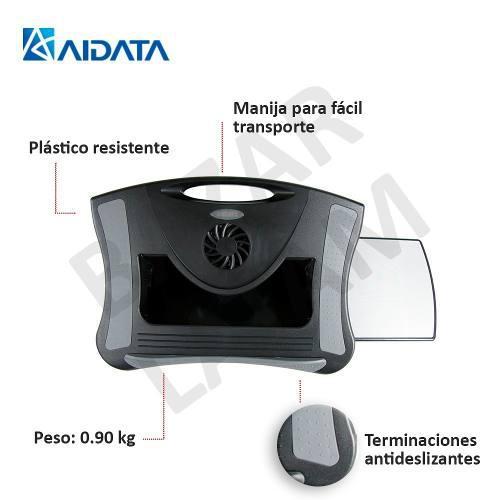 Base refrigerante para portatil aidata ld007 sin cojin