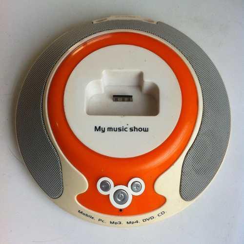 Cornetas De Audio Para Ipod Celulares Reproductores Mp3