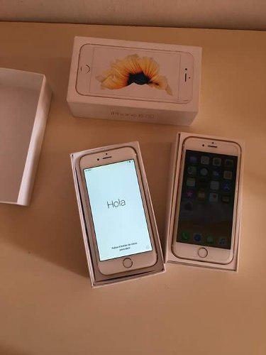 Iphone 6s 4g lte 16gbs y 32gbs dorado
