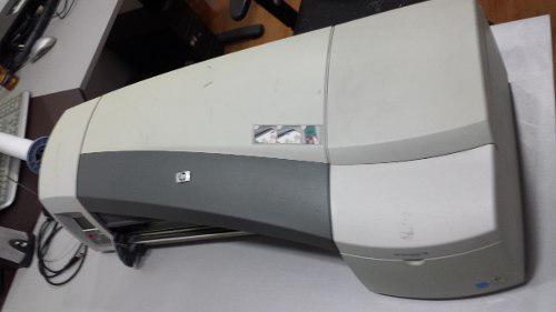 Mini plotter hp usado.para repuesto