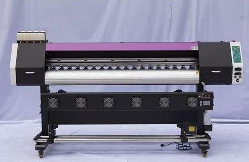 5f0deeeee1f70 Plotter textil de sublimacion 1cabezal epson sj-1600q5x 1.6m