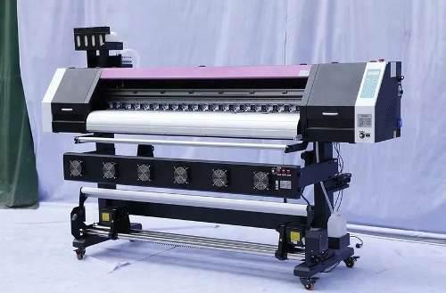 Plotter textil de sublimacion 3cabezal epson sj-2603q5x 2.6m