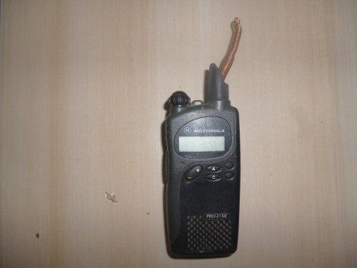 Radio portatil pro2150