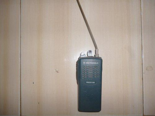 Radio portatil pro3150