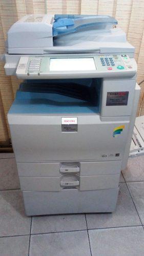 Fotocopiadora ricoh aficio mp c2550 full color