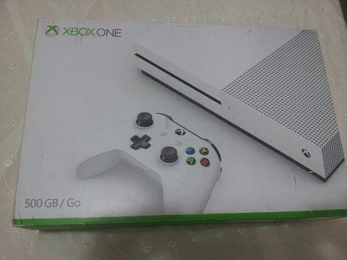 Xbox one-incluye 1 control adicional y juego fisico (nuevo)