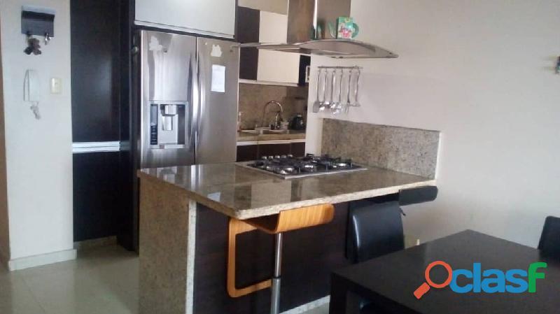 Se vende apartamento amoblado residencias balle suite el parral valencia carabobo