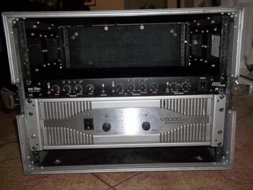 American audio v5000 con case, cervin vega stroker con p300