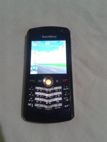 Blackberry pearl 8100 liberado para reparar