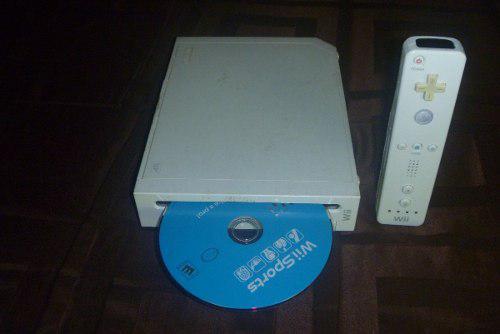 Consola de video juegos wii nintendo rvl-001(usa)