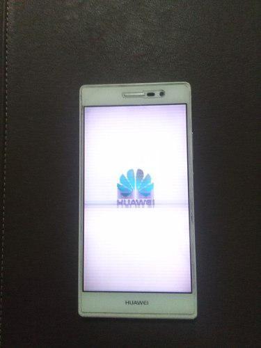 Huawei p7 para reparar 30 trump