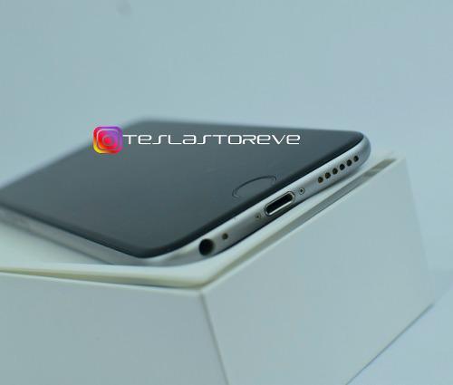 Iphone 6 16gb space gray con forro