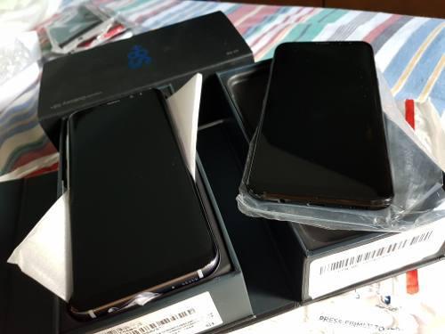 Samsung s8 plus negro y dorado g955f 64gb