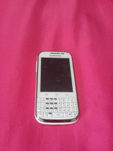 Telefono android samsung galaxy chat b5330