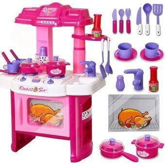 Cocina de juguete para niña kitchen