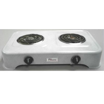 Cocina electrica 2 hornillas 110v