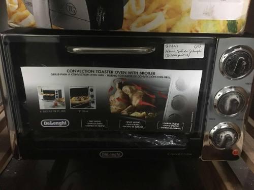Horno tostador delonghi 0.7cu.ft 20ls