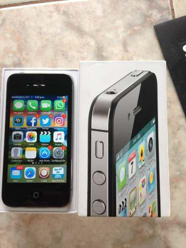 Iphone 4s liberado 16gb impecable vendo o cambio.