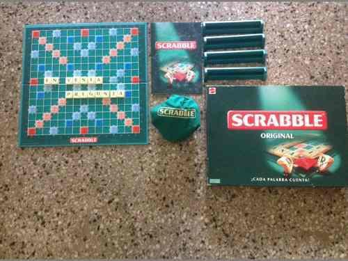 Juego Mesa Scrabble Ofertas Enero Clasf