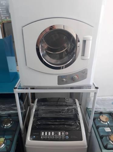 Lavadora secadora morocha combo 6 kilos