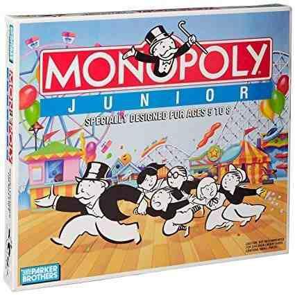 Monopolio monopoly juego de mesa familiar nuevo