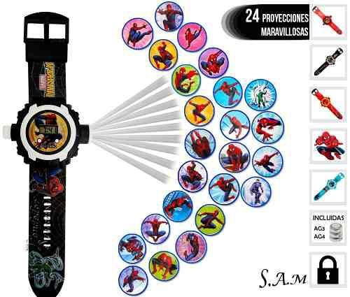 Reloj digital disney infantil p/ niñas niños 24