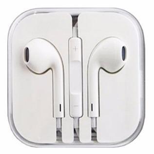 Manos libres apple earpods iphone 4s 5 5s 5c ipad blanco