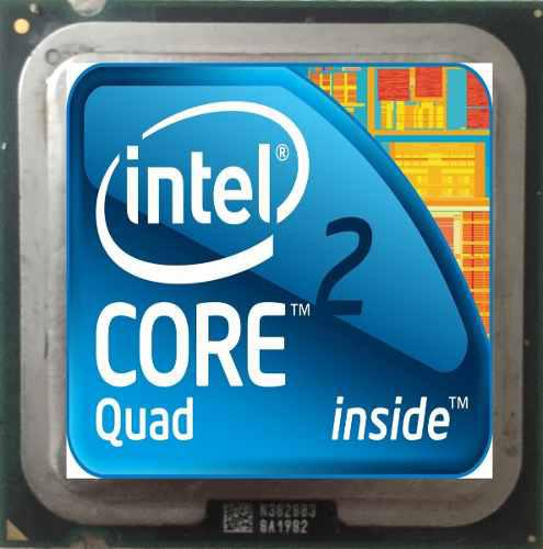 Procesador intel® core2 quad q8200
