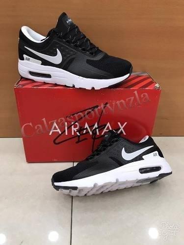 Zapatos nike air max zero qs 2017 de caballero