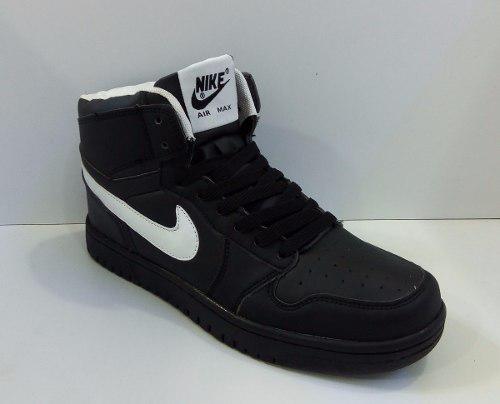 3b7b1172170c4 Zpt botas nike air max caballeros. tallas 40-45. negro. en ...