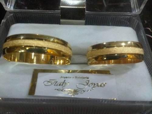 75741b7620c9 Anillos matrimonio 10k   ANUNCIOS Junio