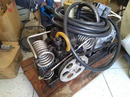 Compresor de buceo kompctec kt70