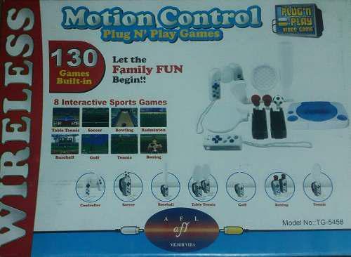 Consola de juegos wi interactivo motion control wireles