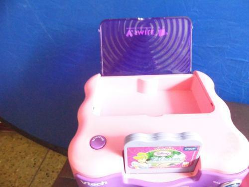 Consola de video juegos interactivos v-smile
