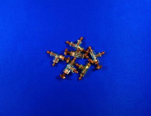 Válvula reguladora tipo l para aire de acuarios y peceras