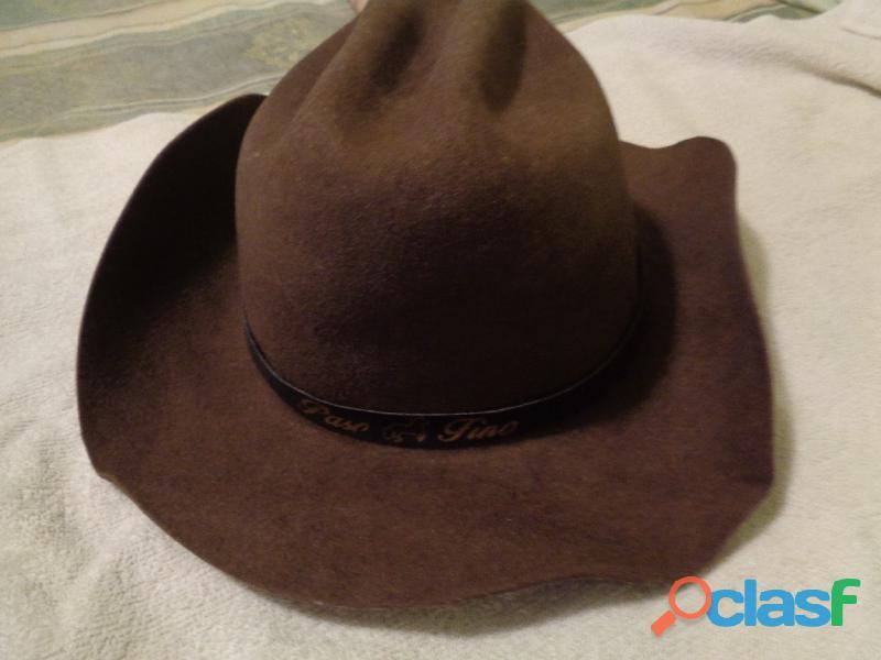 Sombrero Llanero Paso Fino Montecarlo...excelente Estado!