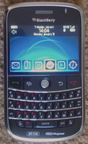 Blackberry 9000 como nuevo