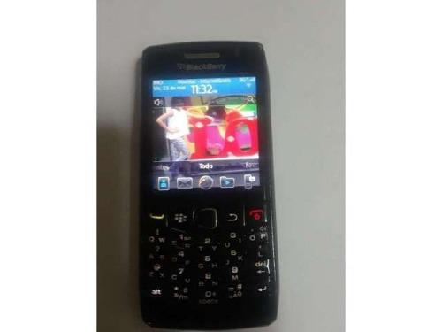 Blackberry pearl 2 9100 liberado